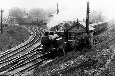 LBSCR Keymer Junction & Signal Box West Sussex Rail Photo