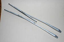 Porsche Early 911 912 1965 1966 1967  SWF window wiper arms and blades silver