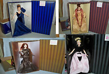 Official Barbie Collector Club Exclusives Dolls ALL 4 NRFB couture Embassy waltz