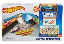 Nouveau Hot Wheels Track Builder Personnalisé courbe Kicker Set de jeux (