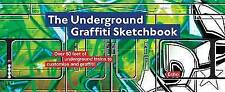The Underground Graffiti Sketchbook - New Book Echo