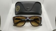 Ray Ban Wayfarer Unisex Tortoiseshell Brown Sunglasses  RB4154