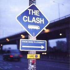 From Here To Eternity Live Album - The Clash CD COLUMBIA
