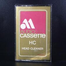 AUDIO CASSETTE HC Head Cleaner -- MC Kassette LEERKASSETTE REINIGUNGSKASSETTE