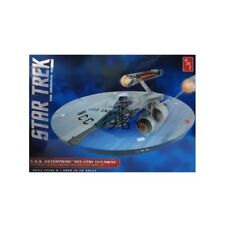 AMT Star Trek USS Enterprise 1701 Cutaway 1/537 Model Kit 55cm