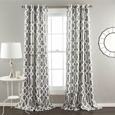 Bourneville Thermal Curtain Panels - Gray