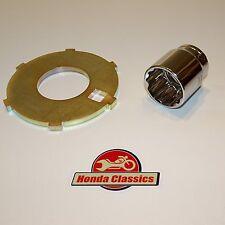 Honda CBR1000RR Fireblade Frizione Holding & Centrale Strumento Dado Set. HWT061