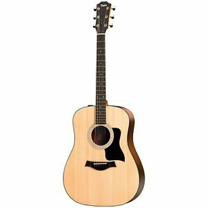Taylor 110e Dreadnought Natural Finish Acoustic Guitar