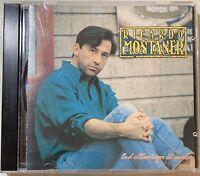 Ricardo Montaner - En El Ultimo Lugar Del Mundo CD 1991 Venezuela Issue Latin