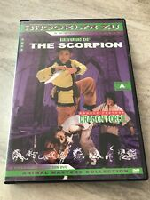 Return of the Scorpion / Dragon Force DVD Double Feature Brooklyn Zu