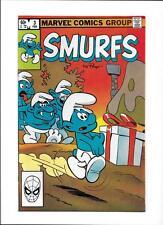 "SMURFS #3 [1982 NM-] ""MONSTER SMURF"""