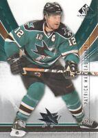 2009-10 SP Game Used Hockey #83 Patrick Marleau San Jose Sharks