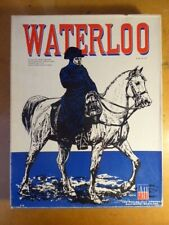 Waterloo COMPLETE by Avalon Hill