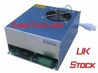 UK STOCK 60W CO2 Laser Cutter Power Supply Unit Cutting Machine Cutter Engraving