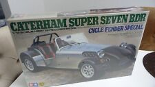 1/12 Tamiya Caterham Super Seven Bdr Cycle Fender Special - Item # 10202 - New