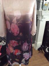 Monsoon Renaissance Silk Tunic Size 10 Bnwt Away 4 September-18.20