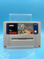 jeu video super nintendo snes loose BE EUR incantation