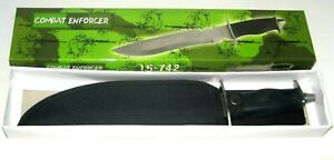 """New Combat Enforcer 15"""" Fantasy Designed Fighting Knife Knives Blade Sheath"""