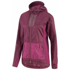 Louis Garneau Women's Modesto Hooded Jacket - medium - Plum