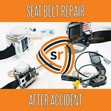 ALL HONDA SEAT BELT REPAIR PRETENSIONER REBUILD RESET RECHARGE SERVICE