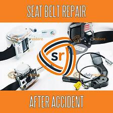ALL CHEVROLET SEAT BELT REPAIR PRETENSIONER REBUILD RESET RECHARGE SERVICE