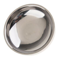 Stainless Seasoning Plate Side Sauce Saucer Appetizers Tasting Dish 14cm