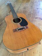 Vintage 12 cuerdas de la guitarra
