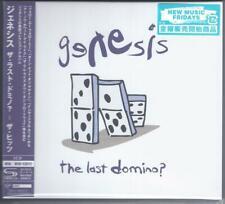 GENESIS...the last domino?...Japan SHM Mini Lp Cd...2 Cds