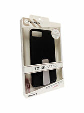 Case-Mate Shock Absorbing Tough Case for iPhone 8/7 - Black/Grey