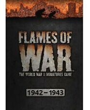 Flames Of War 4th Ed Hc Rulebook Battlefront Miniatures Fw007 New