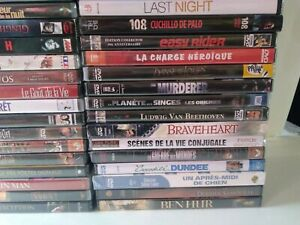 LOT 50 DVD FILM USA AMERICAIN COMEDIE POLICIER ACTIONNEUF SOUS BLISTER L4