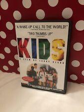 Kids DVD 2000 Chloe Sevigny, Larry Clark, Harmony Korine, Gummo 1995 - OOP -EUC!