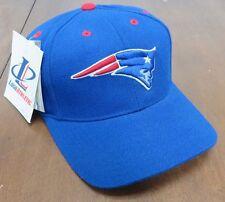 **Vintage** Logo Athletic NFL New England Patriots Football SNAPBACK Hat NWT