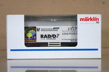 MARKLIN MÄRKLIN 4415 K8097 umweltpreis Gasversorgung Suddeutschland RADIO 7 nwz