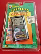Roxy Roxborough Las Vegas Casino Corner Sports Predictor Baseball W/Batteries !