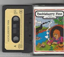 MC Huckleberry Finn - nach Mark Twain - SUISA Kassette Hörspiel