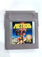 Metroid II: Return of Samus ***Players Choice*** Original Nintendo Gameboy Game