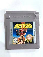 Metroid II: Return of Samus Players Choice Original Nintendo Gameboy Game