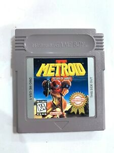 Metroid II: Return of Samus ***Players Choice*** Original Nintendo Gameboy Game