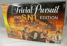 Trivial Pursuit DVD 30 Seasons Saturday Night Live SNL Edition Adult Board Game