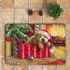 40*60cm Weihnachten Willkommen Fußmatten Boden Teppich Matte Home Teppiche Decor