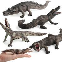Crocodile Simulation Animal Model Action & Toy Figures Collection Kids GifDSUK