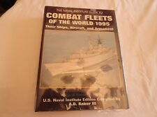Combat Fleets Of The World 1995 Their Ships, Aircraft and Armament  Military
