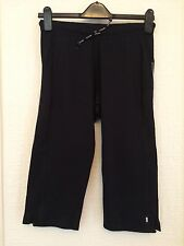 **NRG** Black Below The Knee Activewear Trousers - Size 14 - Great Condition