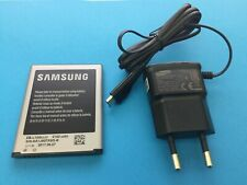 OFFRE DUO BATTERIE + CHARGEUR ORIGINE SAMSUNG GALAXY S3 S 3 GT-I9300  GT-I9305