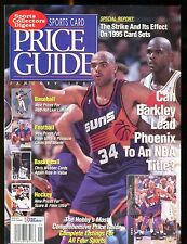 SCD Sports Card Price Guide January 1995 Charles Barkley jhscd