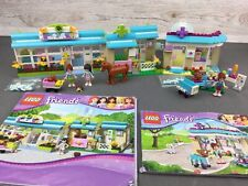 Lego Friends Bundle ~ Set 3188/41085 ~ Heartlake Vet/Vet Clinic ~ Free P&P (5)