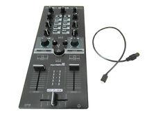 Reloop Mixtour Two-Channel USB Midi Dj Controlador Garantía Inc
