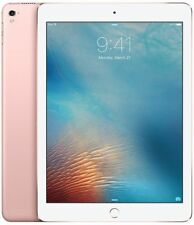 Unlocked Apple iPad Pro 32GB, Wi-Fi + Cellular (AT&T) 9.7in - Rose Gold