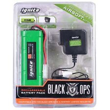 7.2V 1200mAh Ni-MH Rechargeable Battery Pack for Black Ops Ignite Justice Dealer